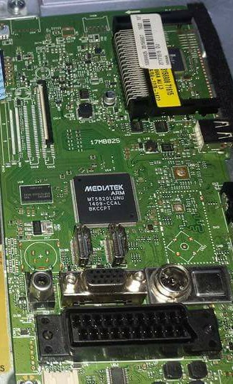 SHARP LC32LD145V B (Main Board): 17MB82S Chassis_Vestel