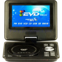 EVD LCD AND DVD